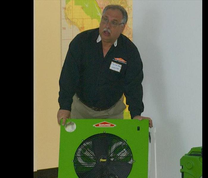 SERVPRO Offers Emergency Preparedness Planning and Seminars