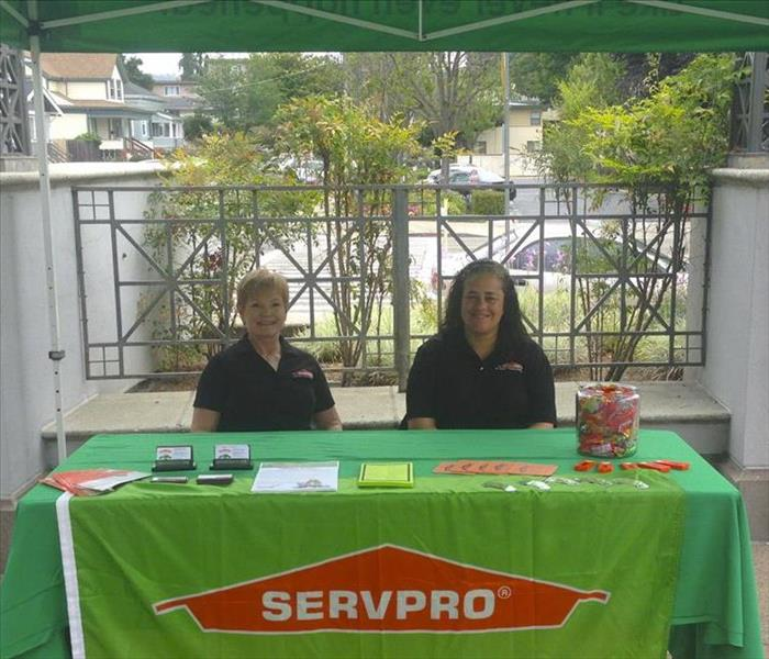 SERVPRO supports the Chamber of Commerce