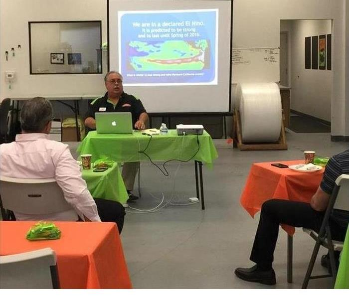 Why SERVPRO Free and Lunch and Learn Programs