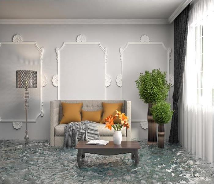 Water Damage After A Water Damage Disaster In Your Foster City Home We Are Here To Help