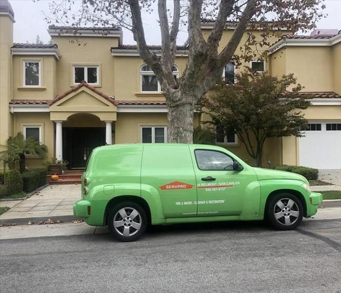Why SERVPRO Kick Out Mold From Your San Francisco Home With SERVPRO