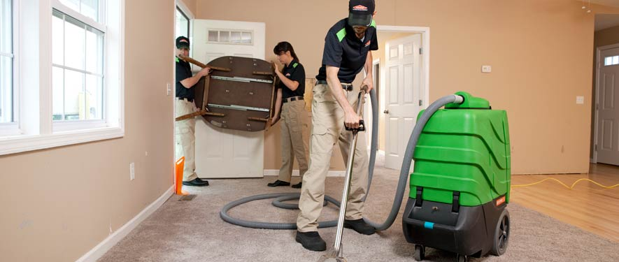 Redwood City, CA residential restoration cleaning